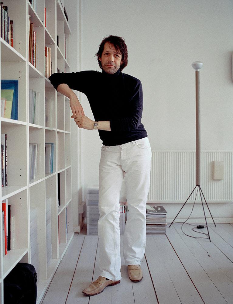 Peter Saville, curative director & curator