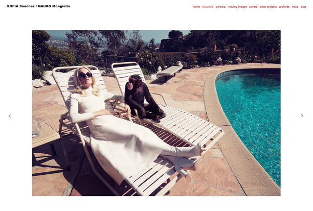 Sofia Sanchez & Mauro Mongiello  on Viewbook