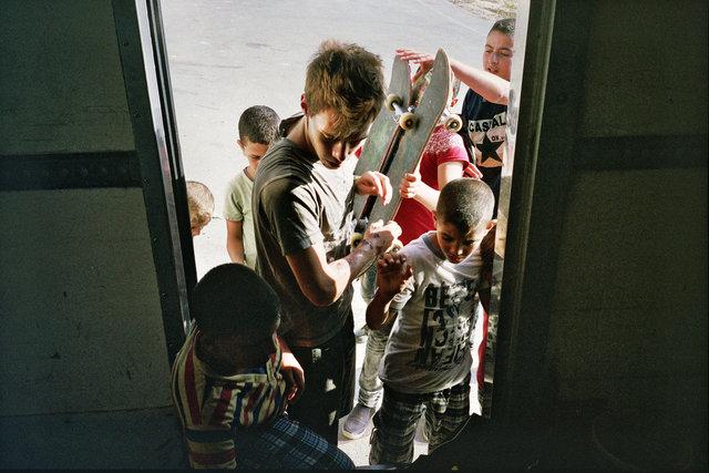 Volunteer - Viktor Van Hoof