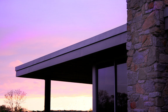Lowder House in Purple