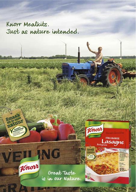Knorr / Print