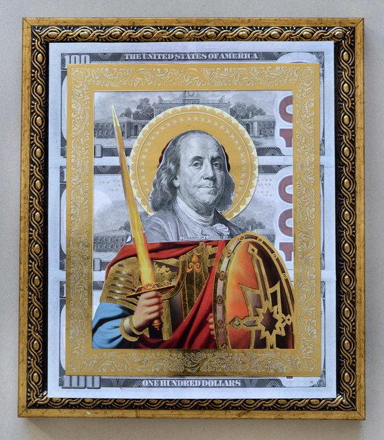 Saint Franklin_(Yurko Dyachyshyn)_09.JPG