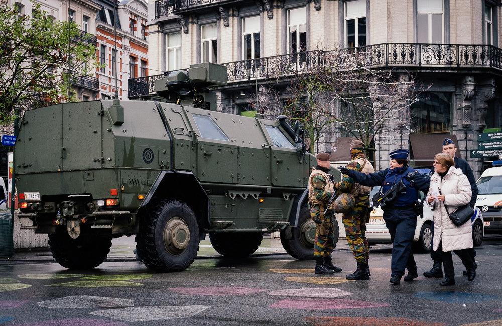 Brussels, Bourse.