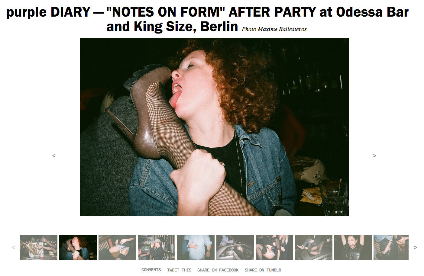 purple DIARY    NOTES ON FORM  AFTER PARTY at Odessa Bar and King Size  Berlin.jpg