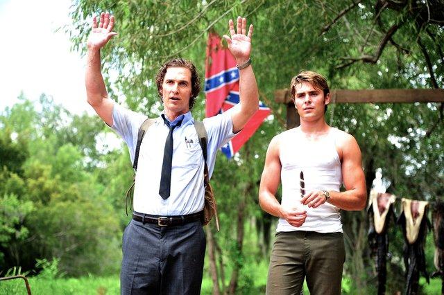 Matthew McConaughey   Zac Efron