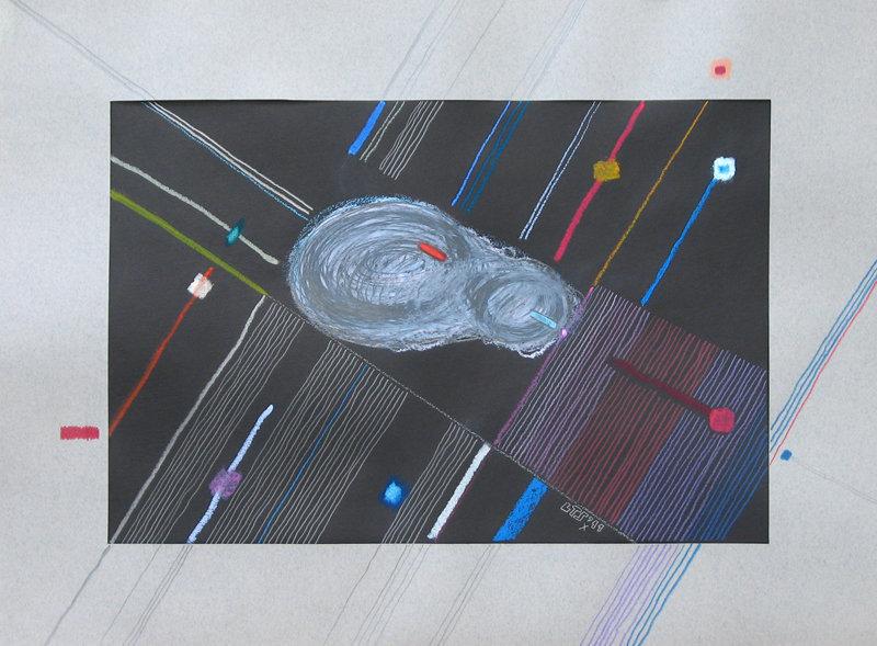 2011 X tech. własna 60x80