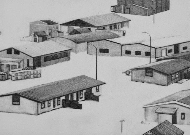 Detail:  Icelandscape 7 2009