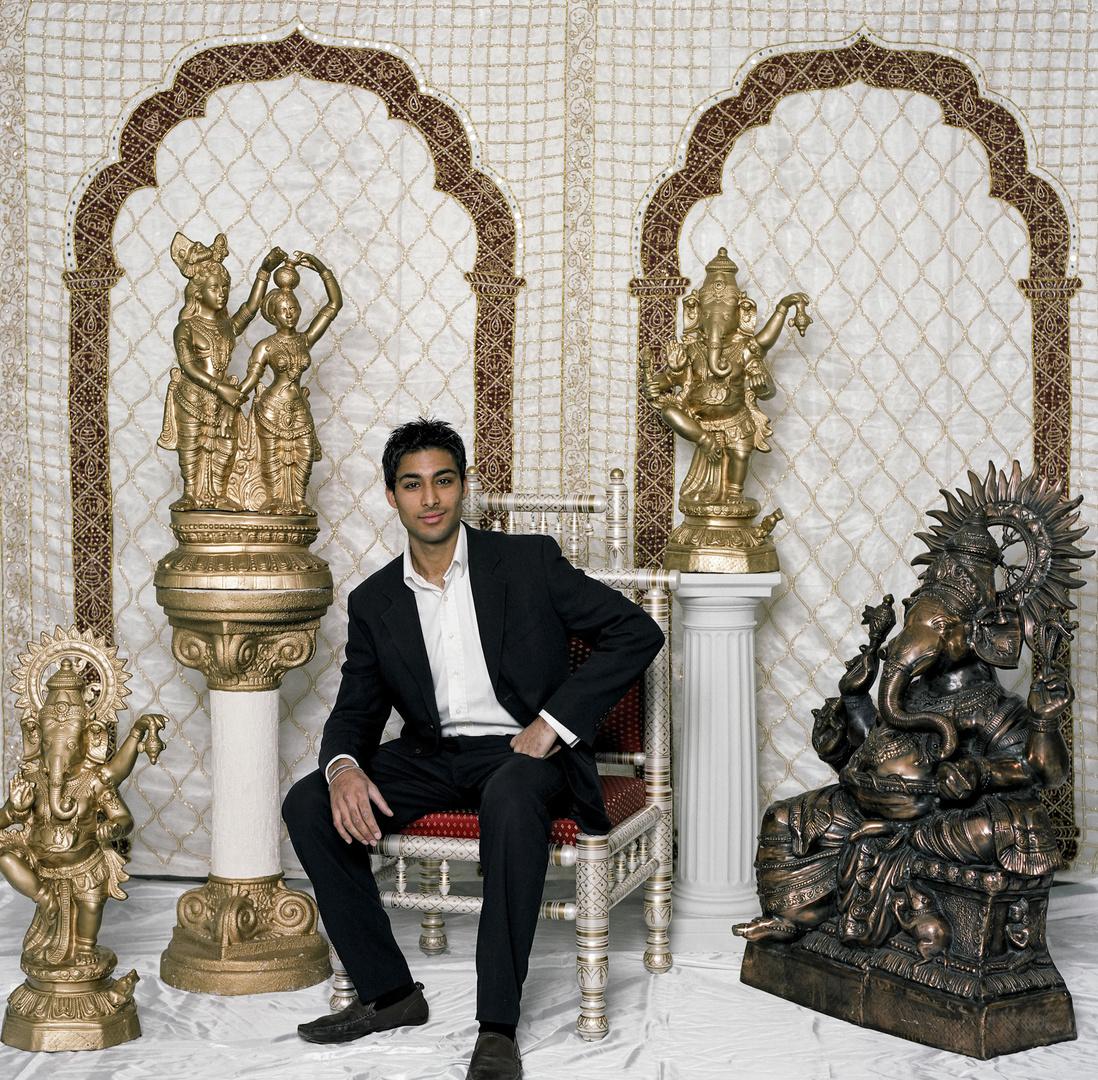 Jatinder Dhadwar, London, 2007
