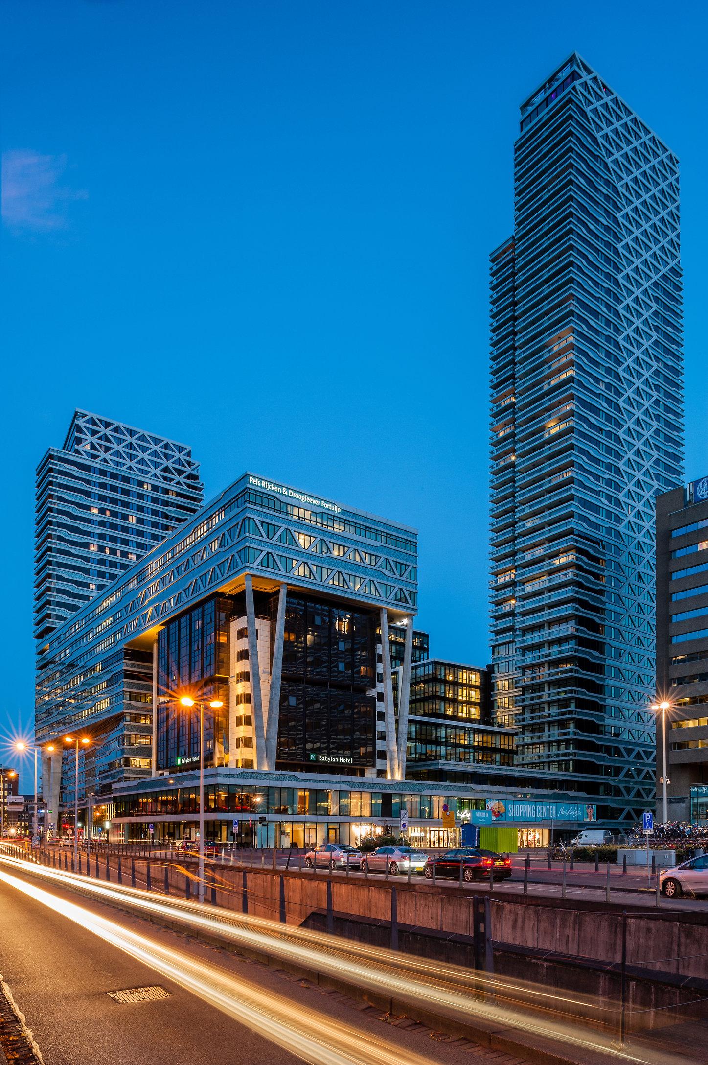 Nieuw Babylon, Den Haag