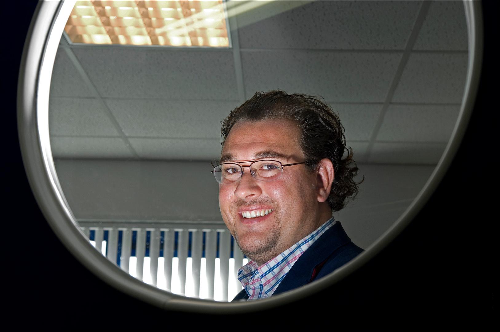 Jurgen van Keulen Directeur JVK Daken