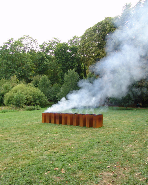 Untitled barbecue, 2005