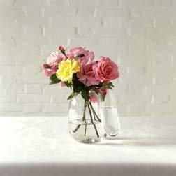 Vase with Sausage Handle
