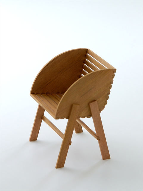 Ecuador chair.