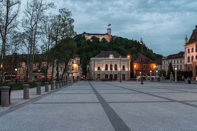 Kongress trg, Ljubljana