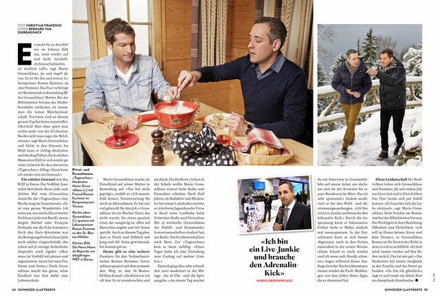 Schweizer Illustrierte 5/2016