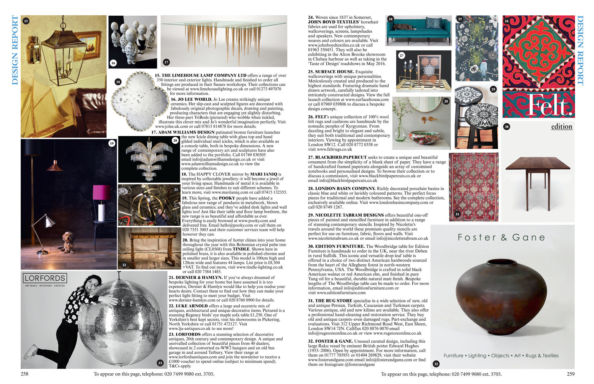 World of Interiors May 2016