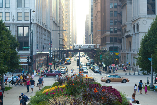 Washington Street, Chicago, IL