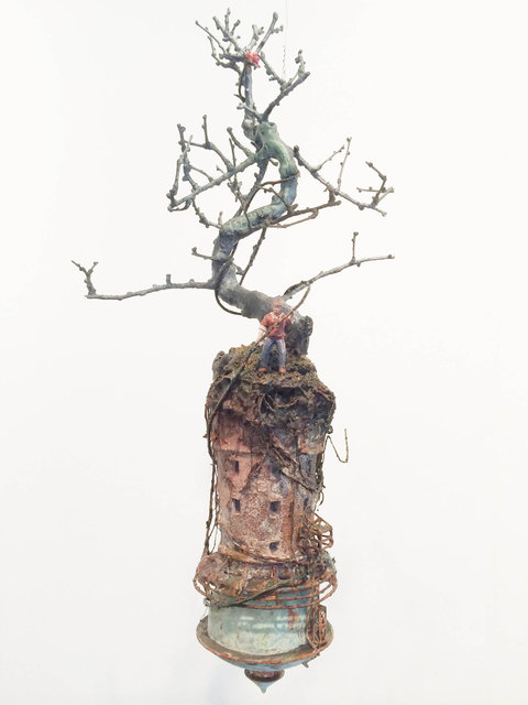 Patrick Bergsma, Rozentak/Rose Stem, 2014