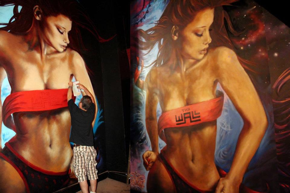 Slake Mural