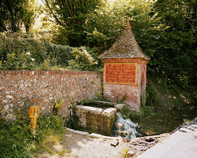 Spring and Pump House, Fulking