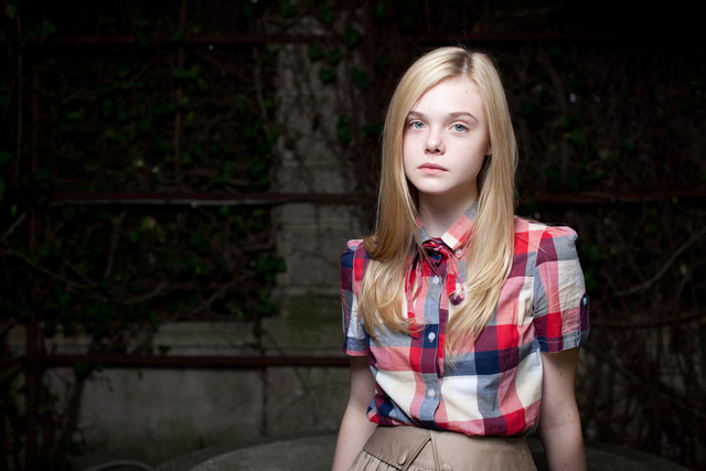 elle fanning, actress