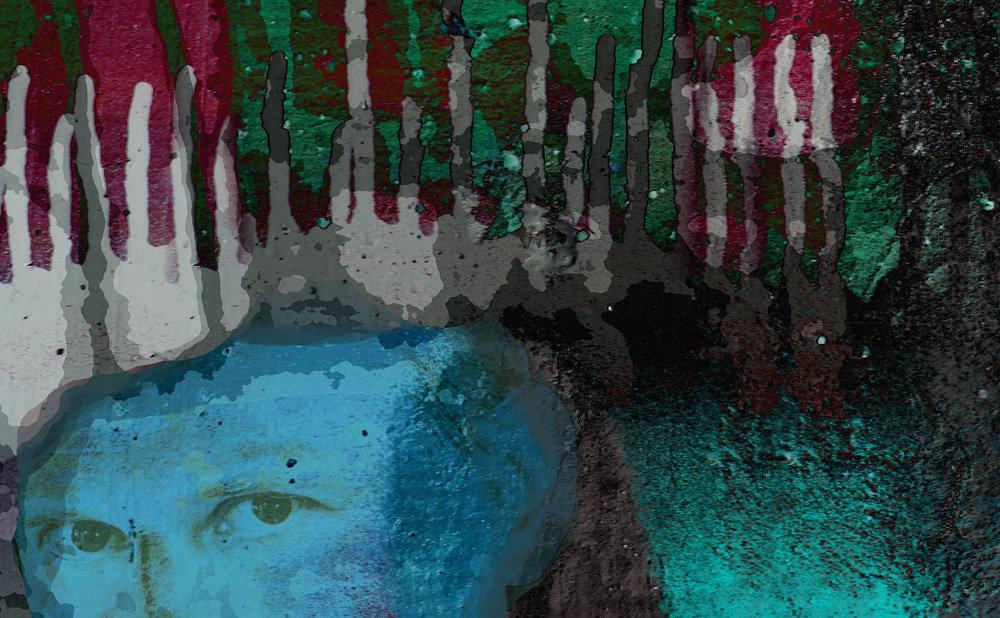 Underground, vigrafia 122, 112x78