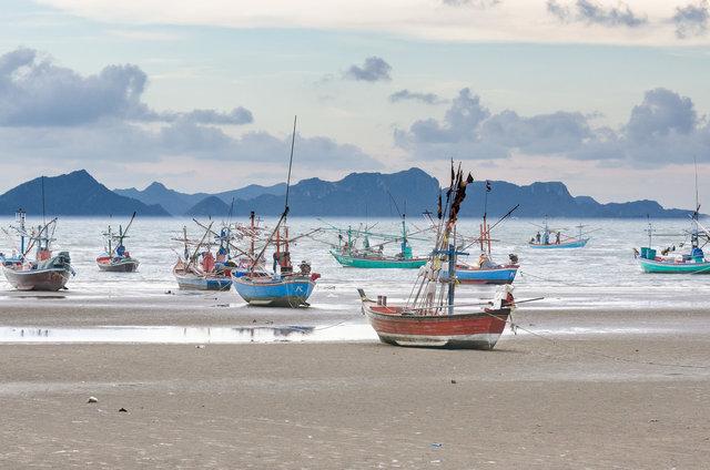 Bay of Khao Kalok, Thailand