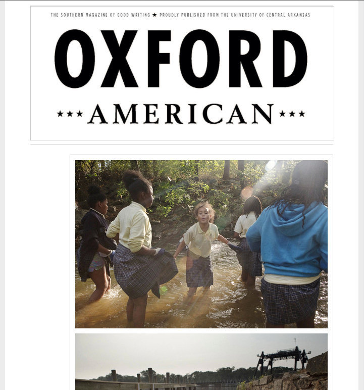 Oxford American: EYES ON THE SOUTH