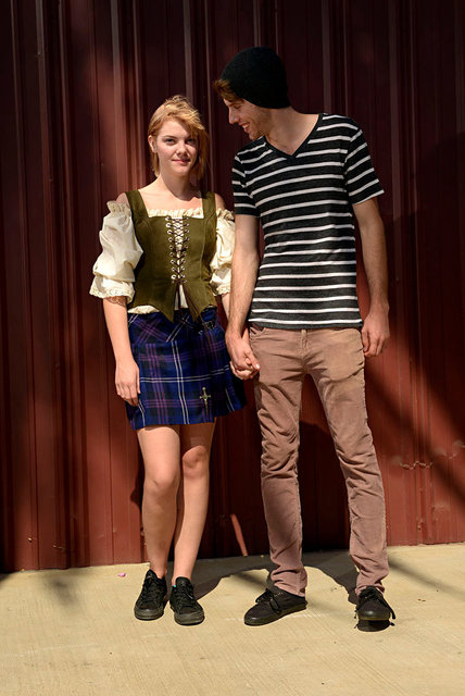 Stephanie Graham, Joshua Morgan