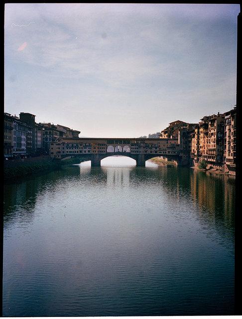 Ponte Vecchio /Firenze