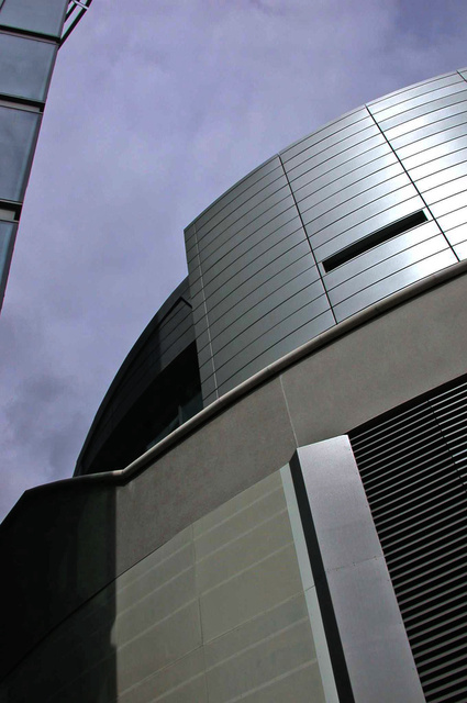 Paddington Central Management Facility - Exterior Detail