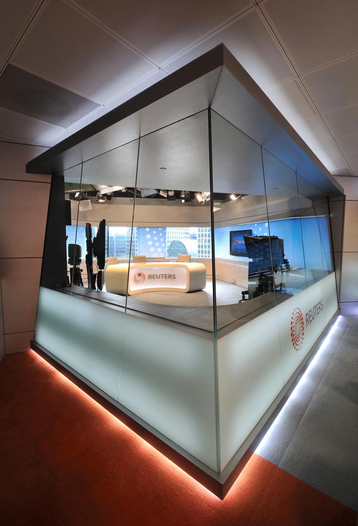 Reuters London Studio