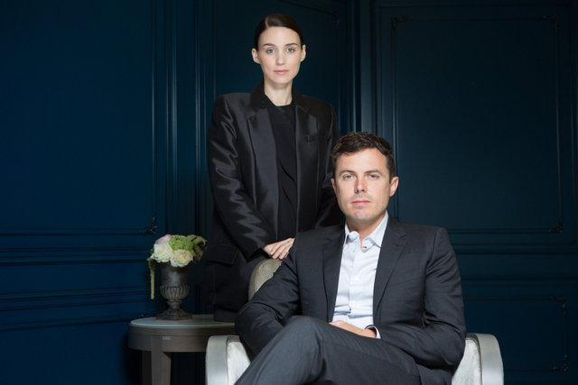 rooney mara, casey affleck, actors