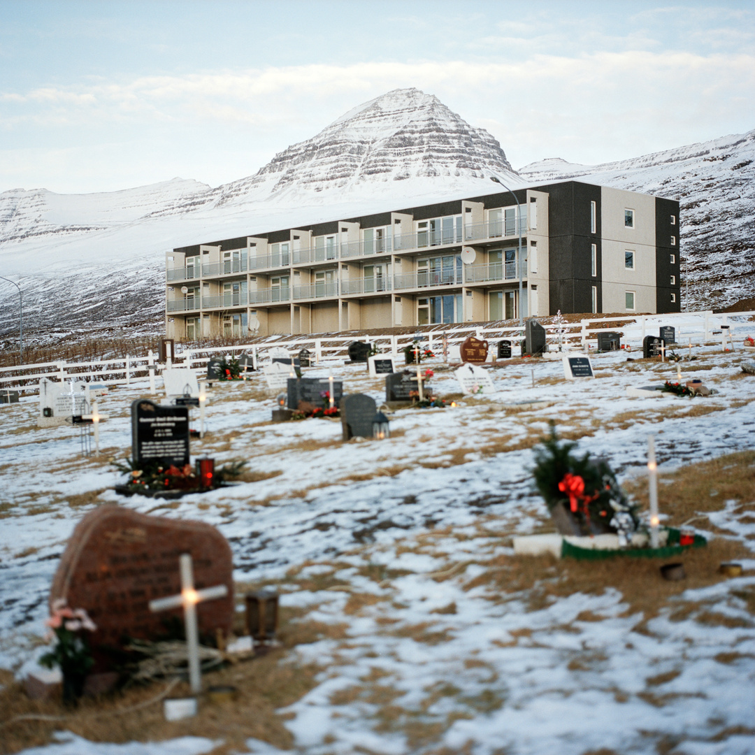 Iceland - Rey∂arfjör∂ur
