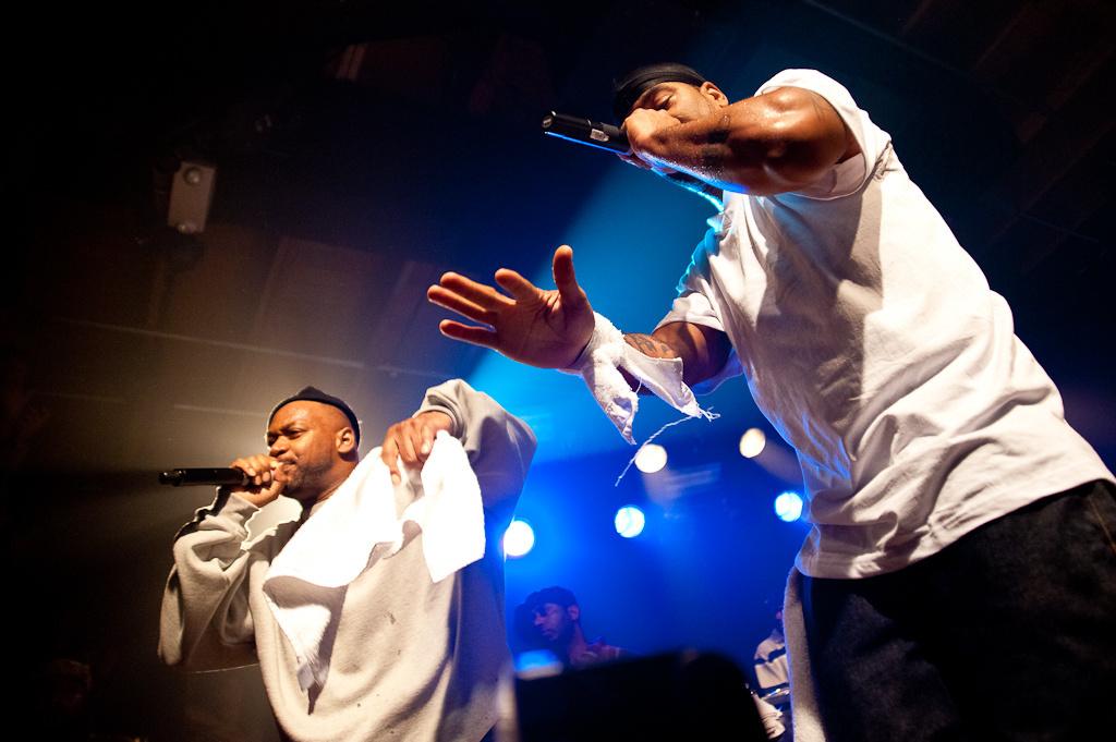 Ghostface Killah, Method Man