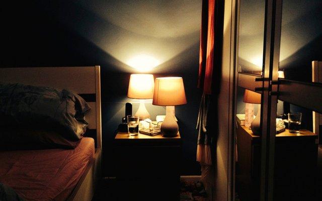 Set Build - Bedroom