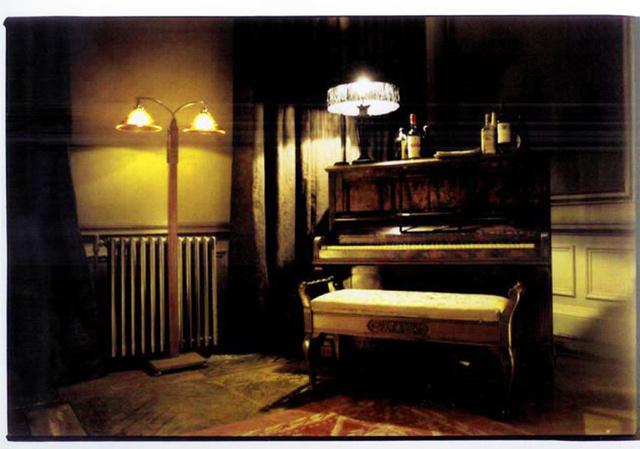Bentinck Street Living Room