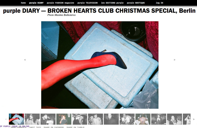 purple DIARY   BROKEN HEARTS CLUB CHRISTMAS SPECIAL  Berlin.png