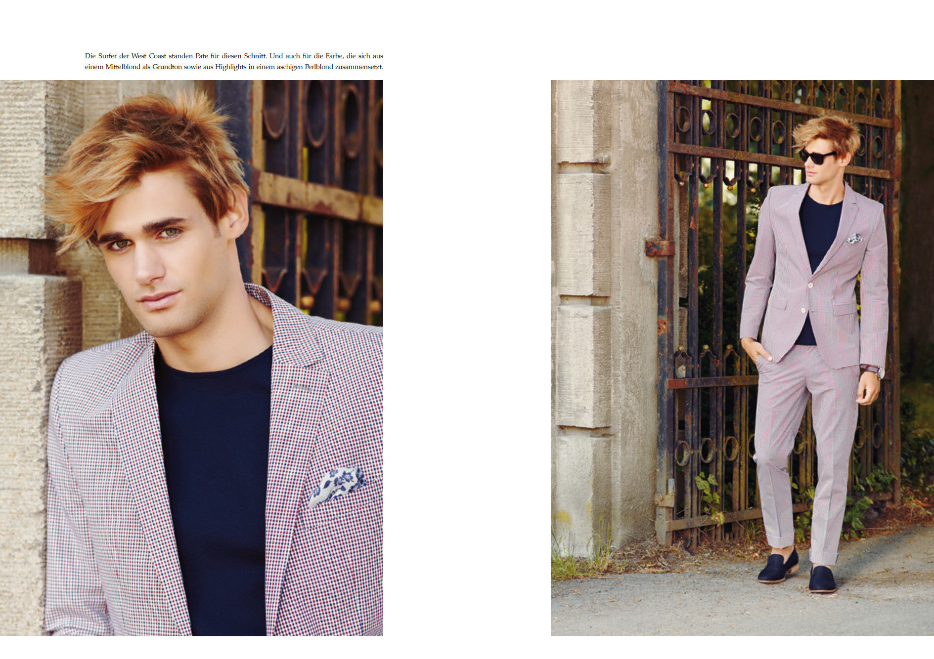 Hair & Fashion SS14 Magazin