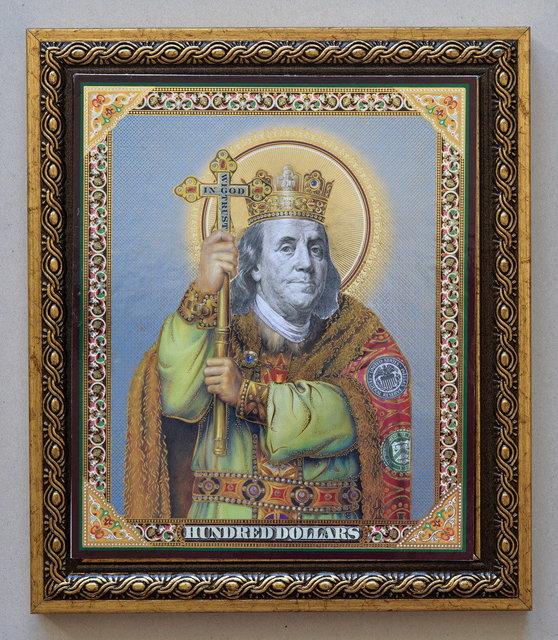 Saint Franklin_(Yurko Dyachyshyn)_05.JPG