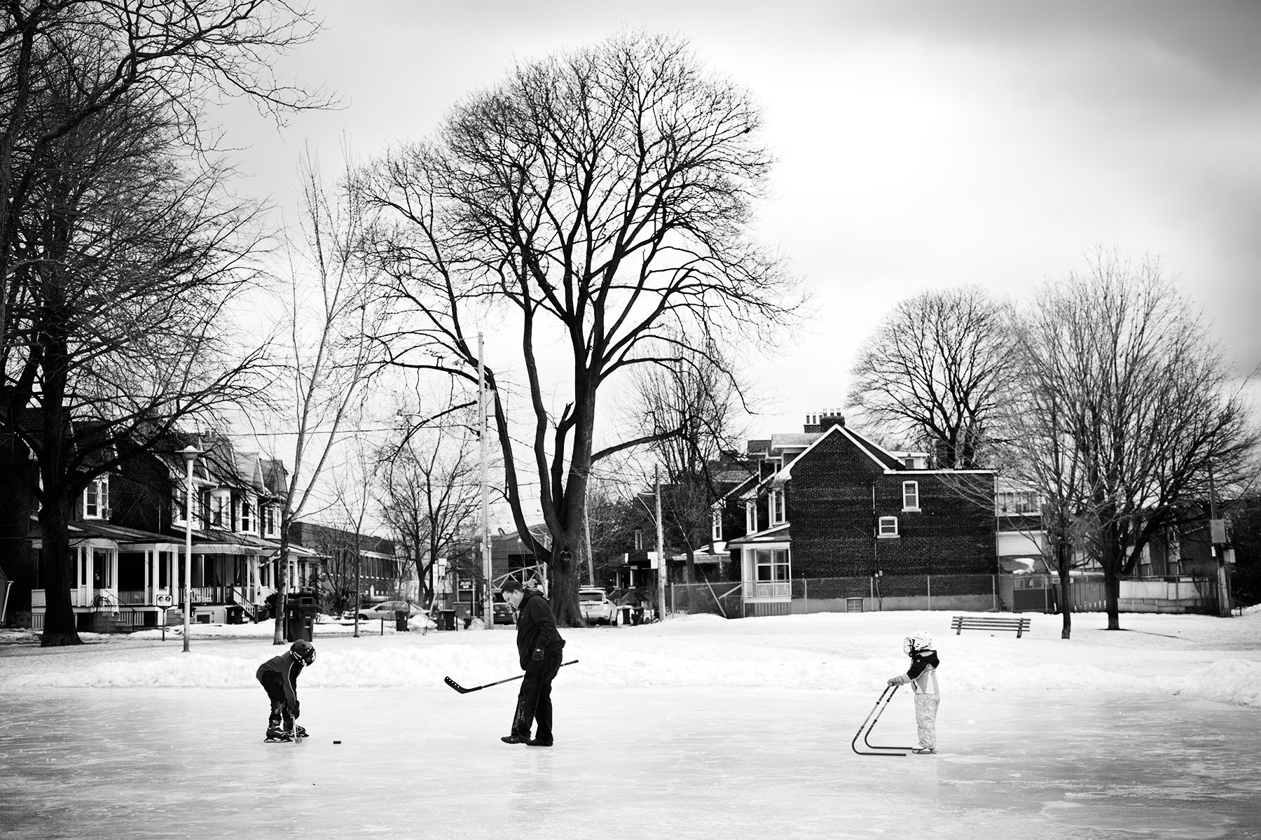 Orchard Park Rink