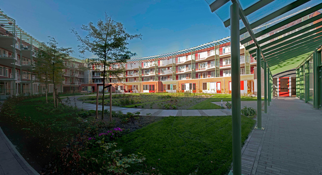 MV gehandicapten integratie Waldeckstate Den Haag