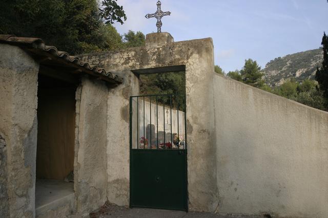 Peillon Graveyard