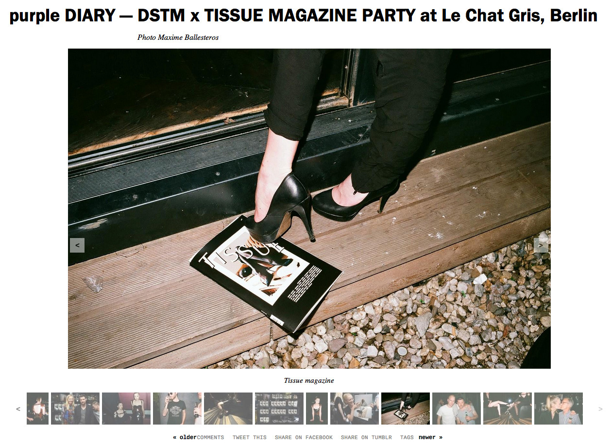 purple DIARY   DSTM x TISSUE MAGAZINE PARTY at Le Chat Gris  Berlin copie.jpg