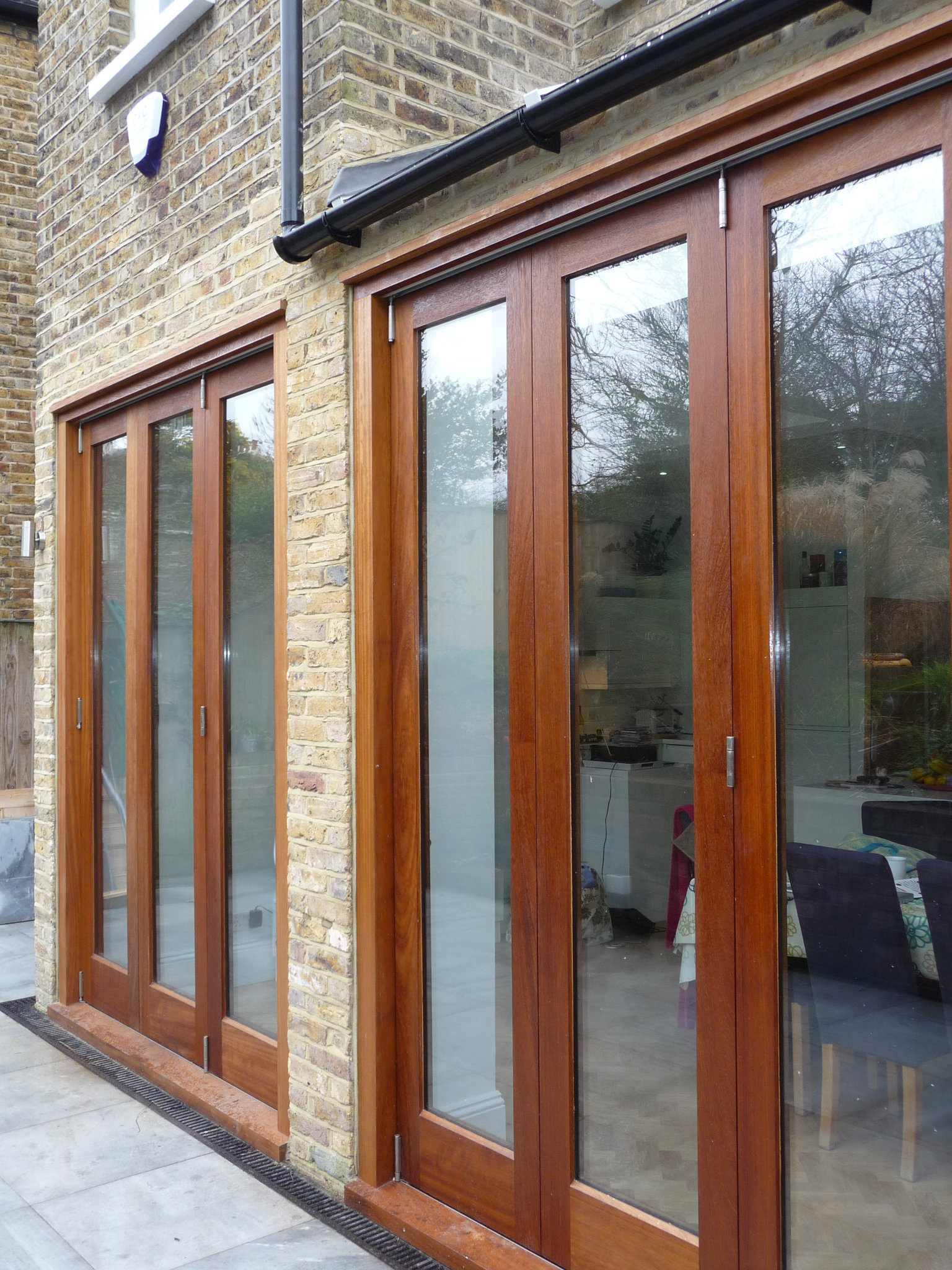 Sliding folding doors - Lewisham (3).JPG