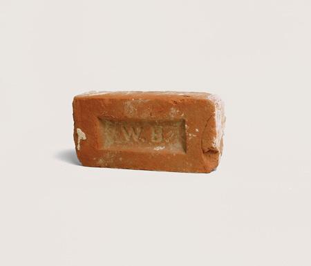 Brick.  Early 20th C.