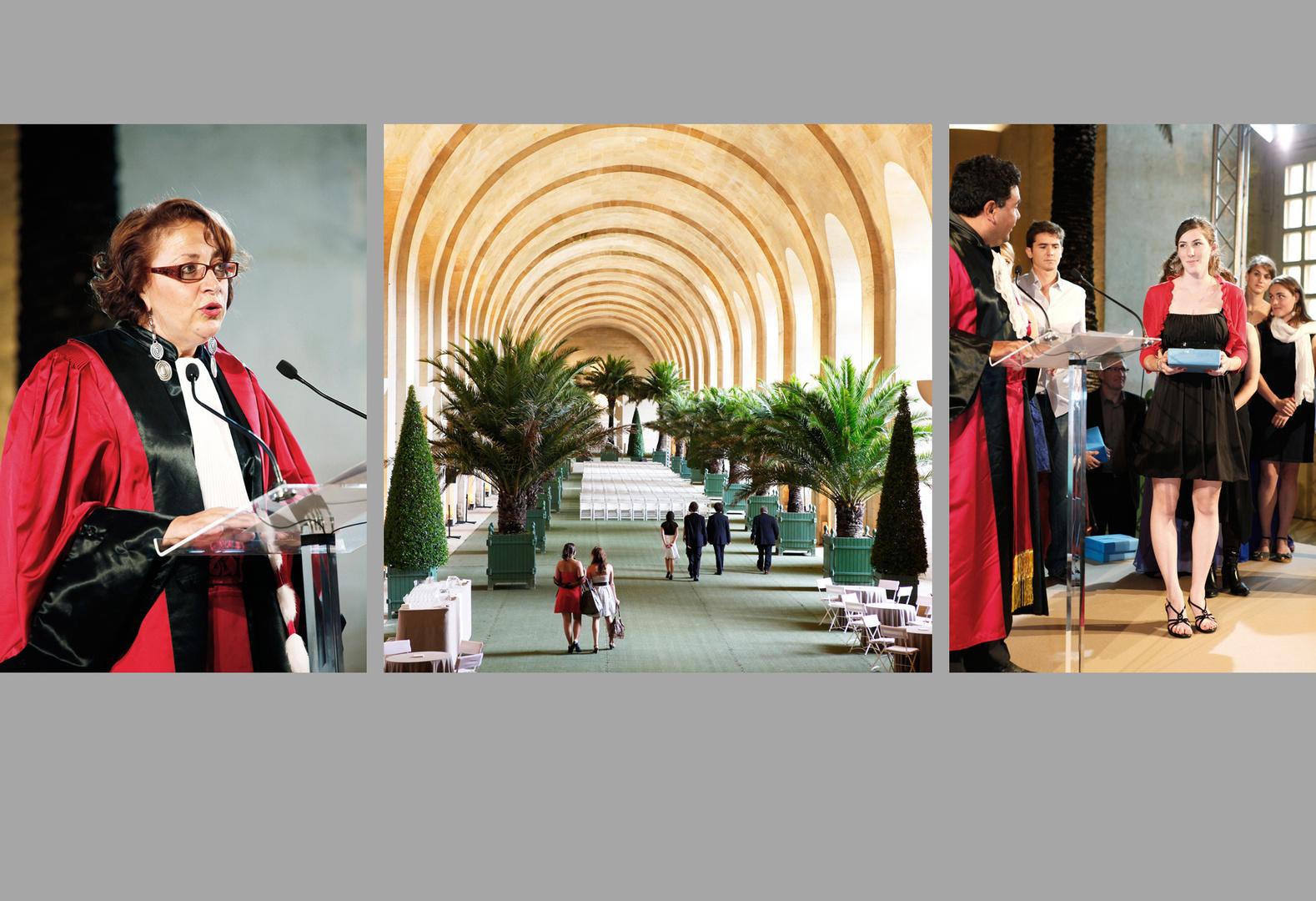 Reportage institutionnel - Versailles