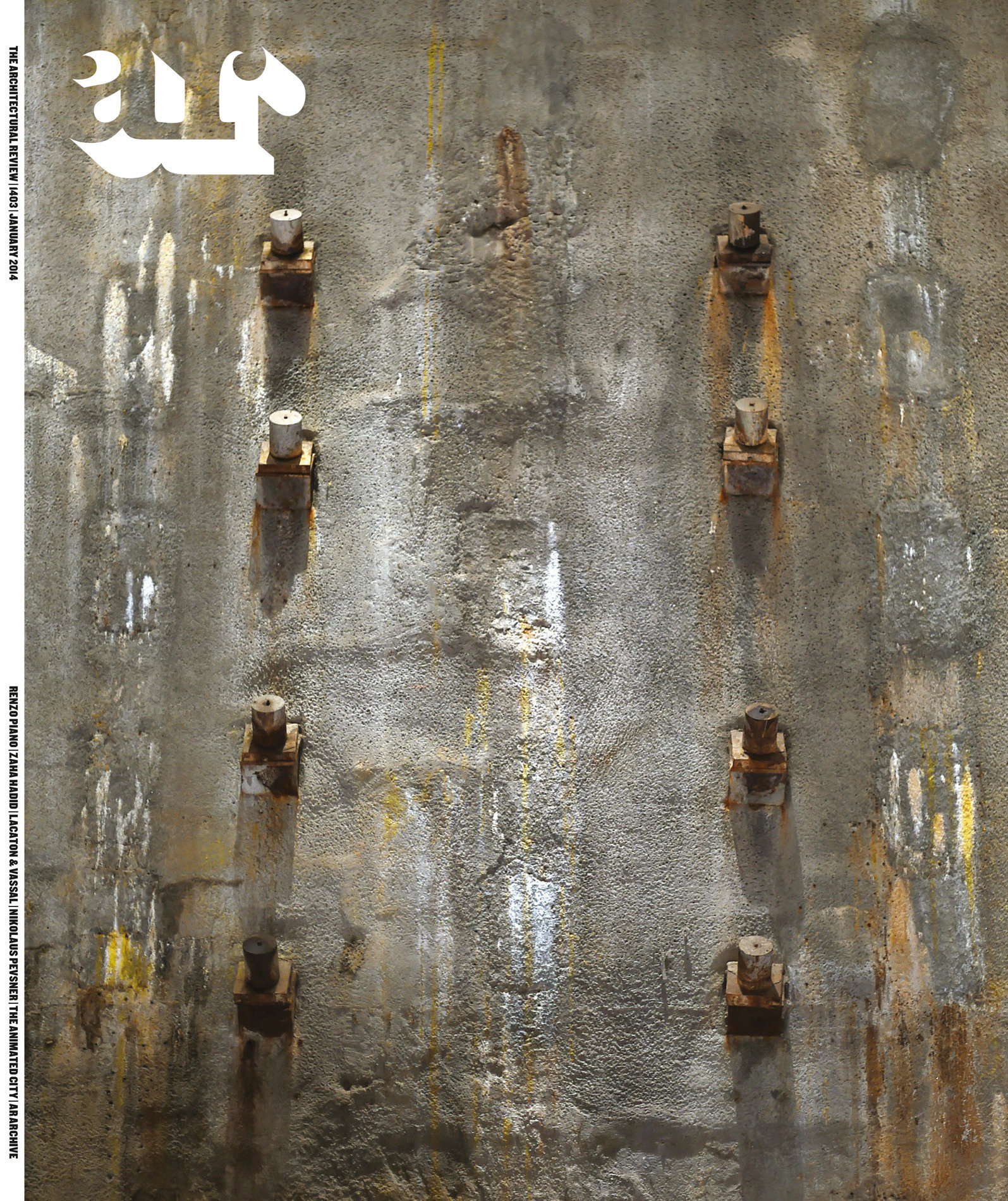 Architectural Review January 2014