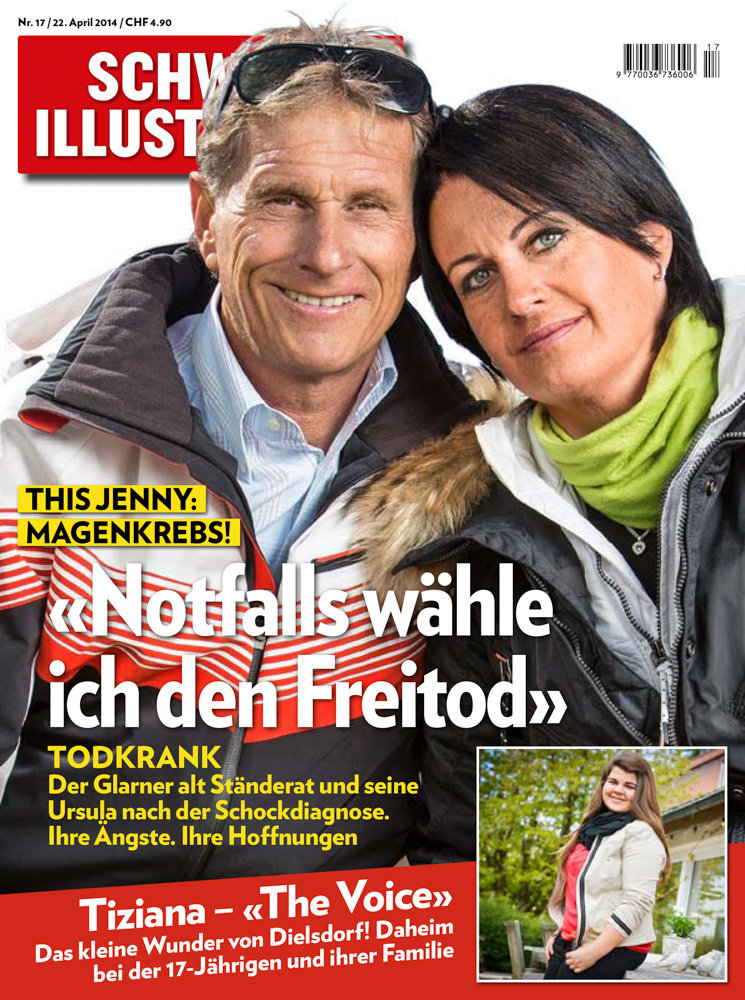 Schweizer Illustrierte, 22. April 2014