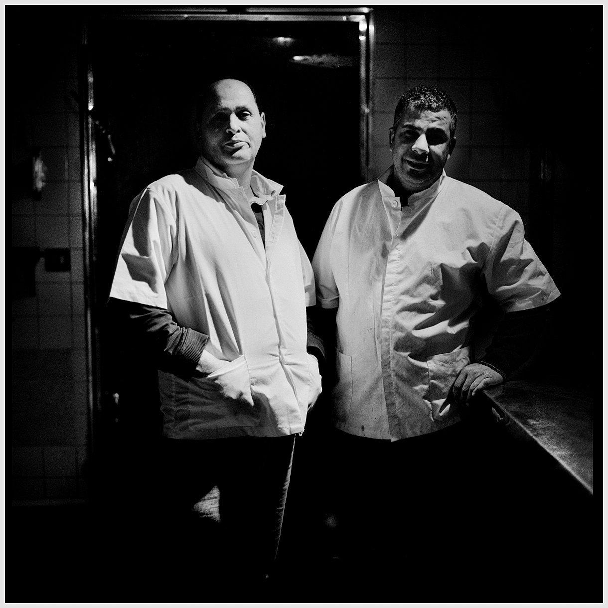 Rachid & Hicham, Butchers